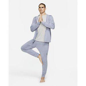 Nike Yoga Dri Fit Trousers Pants AT5696-455 XXL 2X